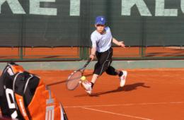 Loptica – jedini protivnik pravog tenisera