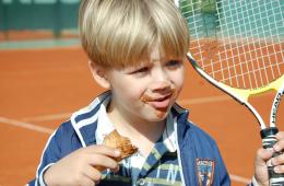 Tenis je ukusan i traje duže nego bilo koji sladoled